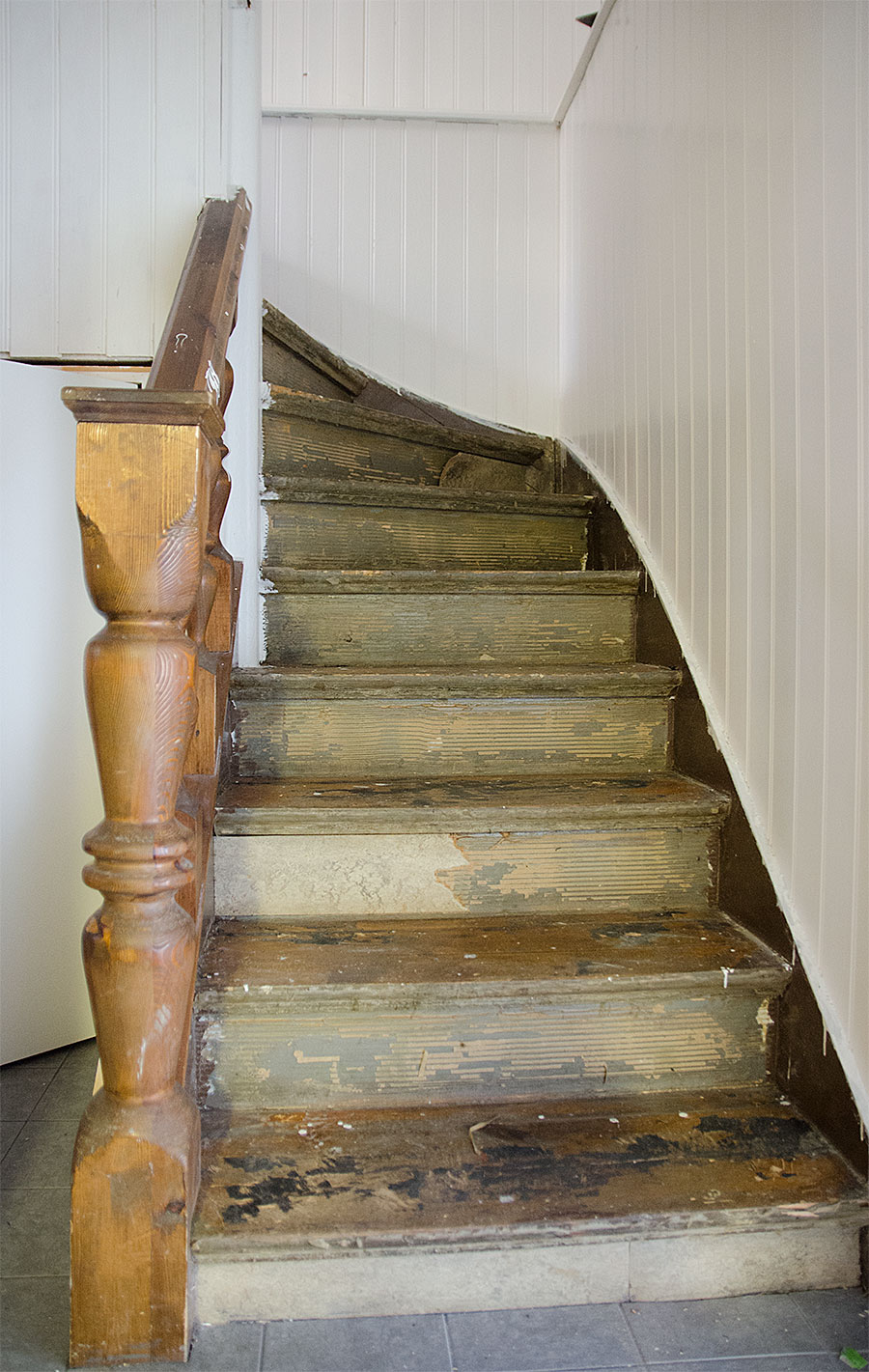 Anna Truelsen inredningsstylist: Renovera trappa
