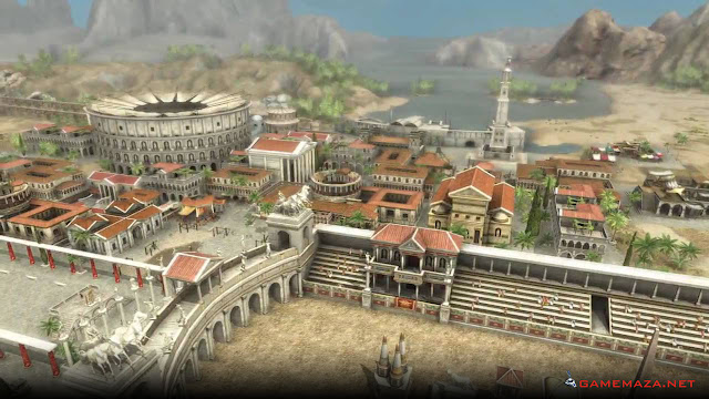 Grand Ages Rome Gold Edition Gameplay Screenshot 2