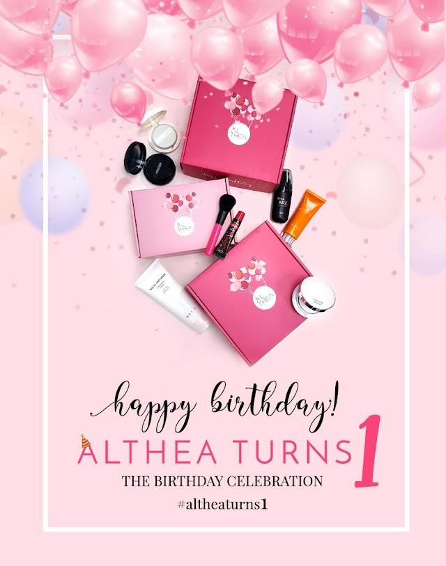 Happy Birthday Althea!