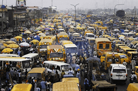Nigerian population growth