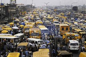 Nigerian population growth