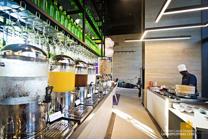 YOTEL Singapore Restaurant