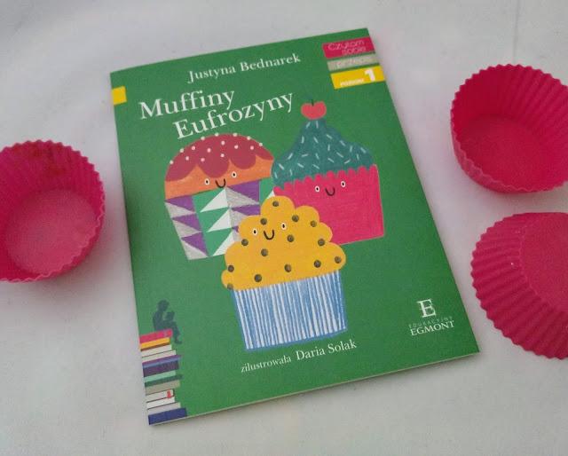 Czytam sobie - Muffiny Eufrozyny [POZIOM 1]