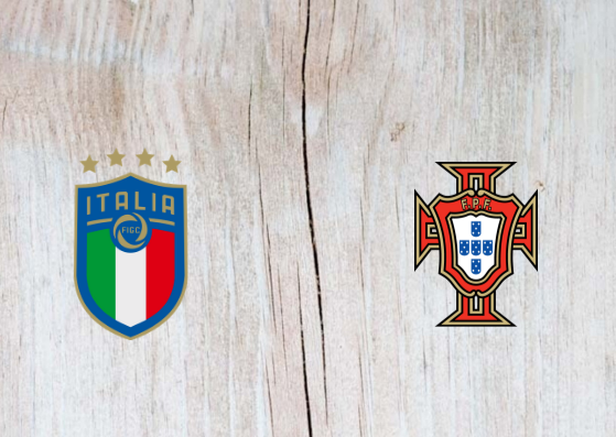 Italy vs Portugal - Highlights 17 November 2018