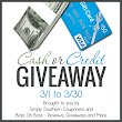 $175 Cash or Credit Giveaway