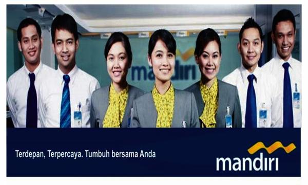 Lowongan Kerja Junior Statistical Modeler Bank Mandiri