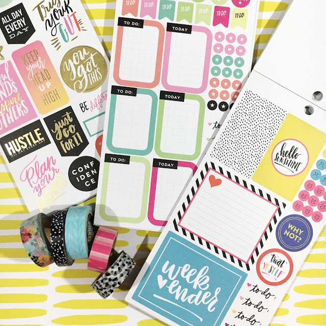MAMBI Happy Planner Sticker Books