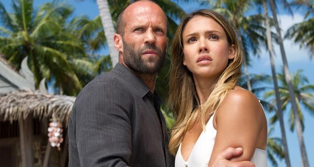 Jason Statham elimina todos seus oponentes no trailer de Assassino a Preço Fixo 2, com Jessica Alba