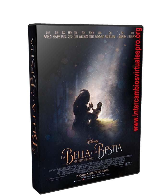 La bella y la bestia poster box cover