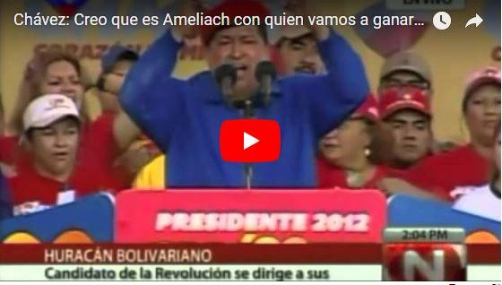Chavez odiaba a Rafael Lacava y lo gritaba en público