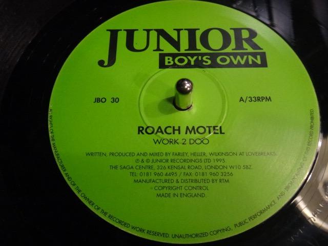 Roach Motel - Work 2 Doo