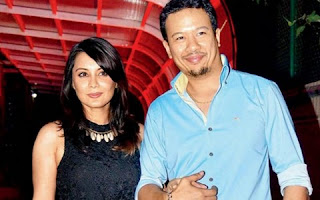 Minissha married with the Juhu night club owner and long time boyfriend Ryan Thamke in 2015