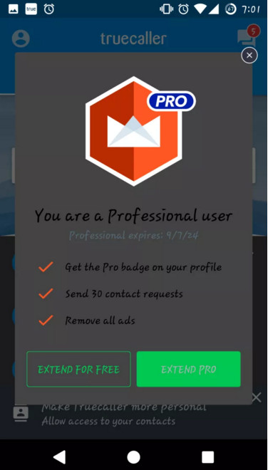 Truecaller – Caller ID & Block v10 42 7 [Mod Lite] Premium