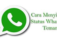 Cara Menyimpan Status Video WhatsApp Teman Kalian Dengan Mudah