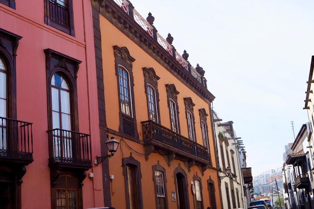 Las Palmas de Gran Canaria old town Vegueta