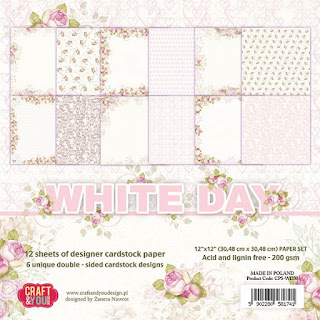White day- ślubny box