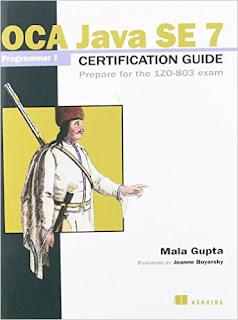 OCAJP7 book to read