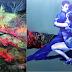 Χρωματικός εξπρεσιονισμός από την Πένη Μαναβή στο πολιτιστικό κέντρο Espace Christiane Peugeot στο Παρίσι