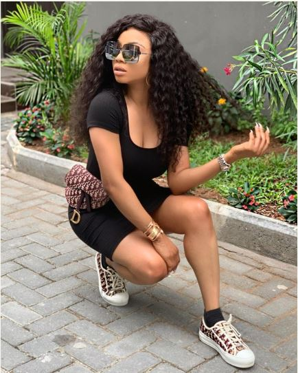 Two Idiots' - Toke Makinwa Throws Shade At Her Ex And His New Girlfriend