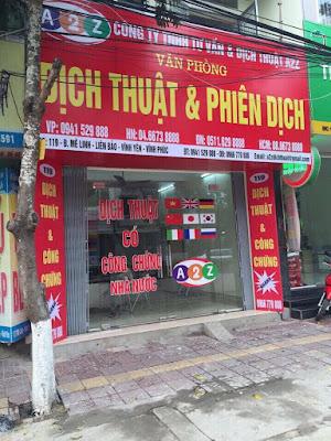 Văn phòng công chứng tại Việt Trì - Phú Thọ nhiều năm kinh nghiệm điểm tới  tin cậy cho mọi nhà