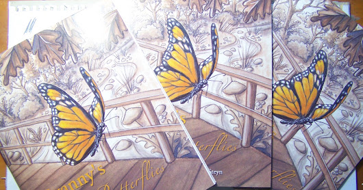 Granny's Butterflies: At last! The books have arrived.