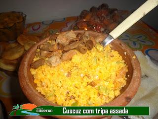 NOSSA HISTÓRIA - A Culinária