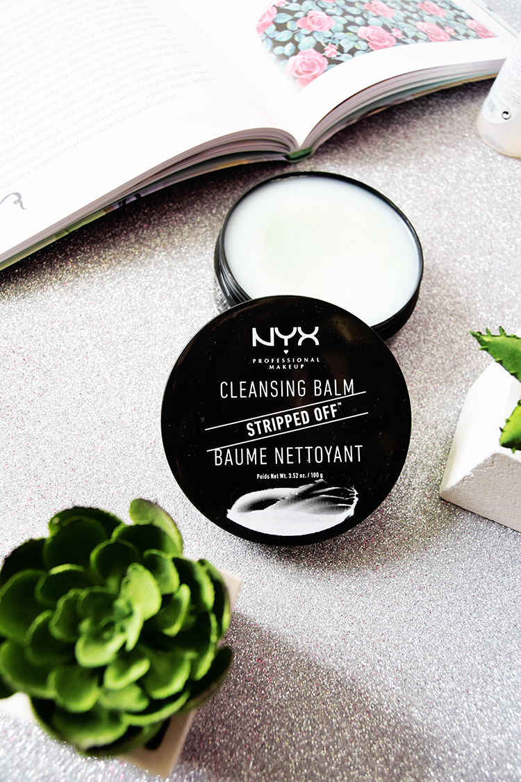 cleansing balm nyx
