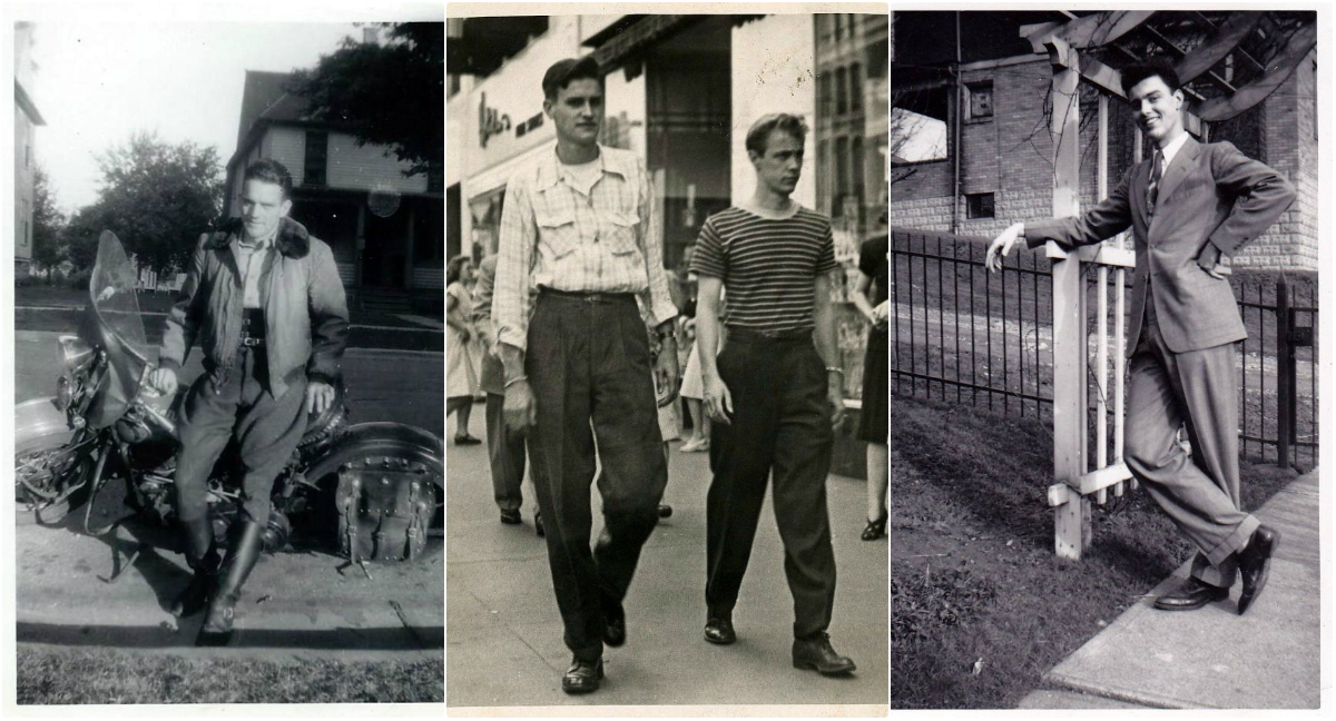 89f20d6b61 Wartime Fashion: 45 Found Snaps That Defined Men's Fashion During WWII ~  vintage everyday