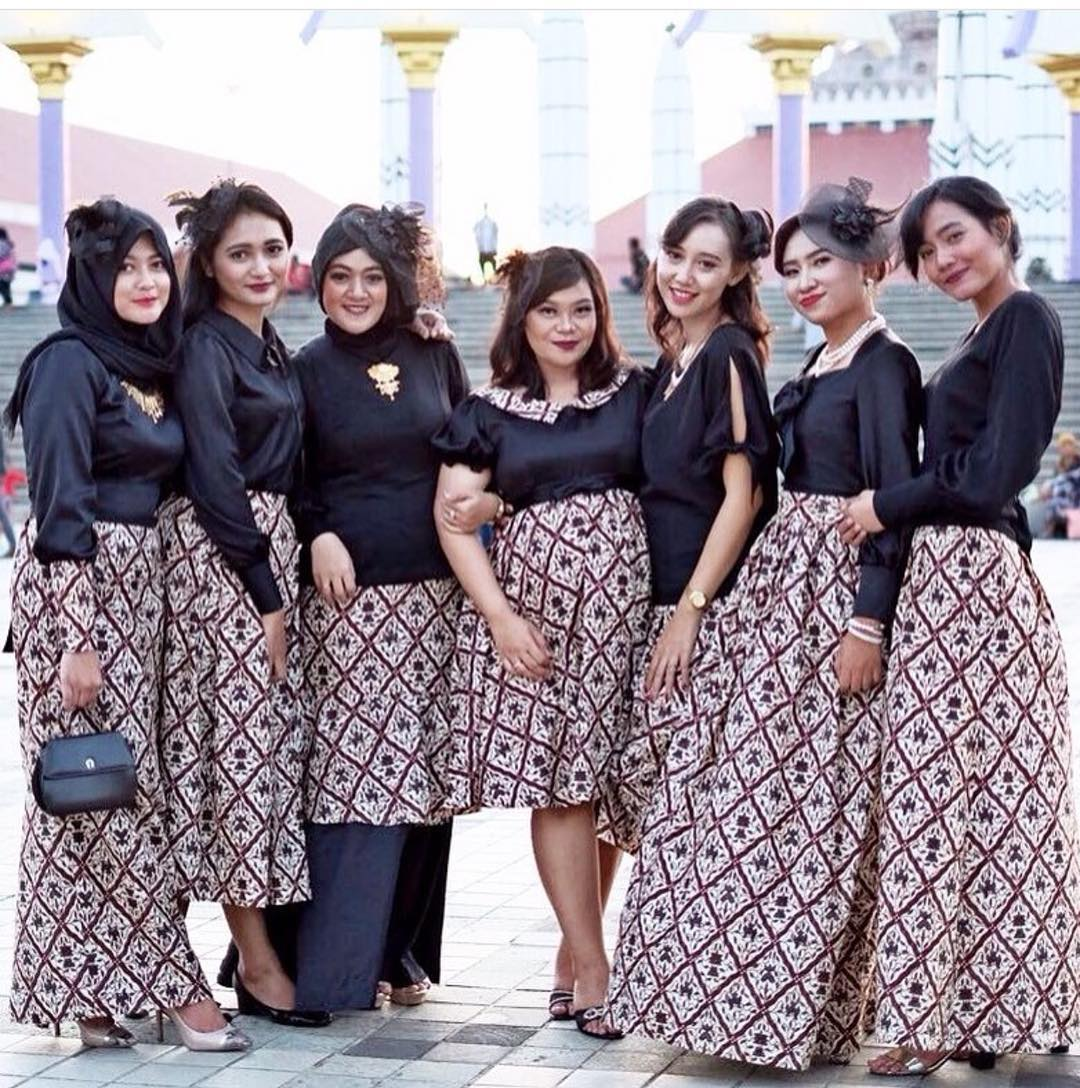 50 Inspirasi Model Kebaya Encim Modern Love Kebaya Makes You Beauty