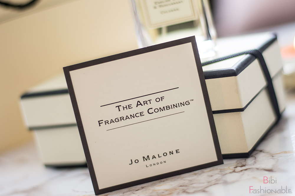 Jo Malone Art of Fragrance Combining