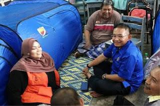 Banjir Kuala Selangor, Sabak Bernam Terburuk Sejak 1971