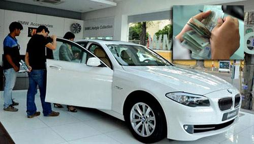 Lãi suất vay mua xe ô tô trả góp của ngân hàng nào thấp nhất hiện nay
