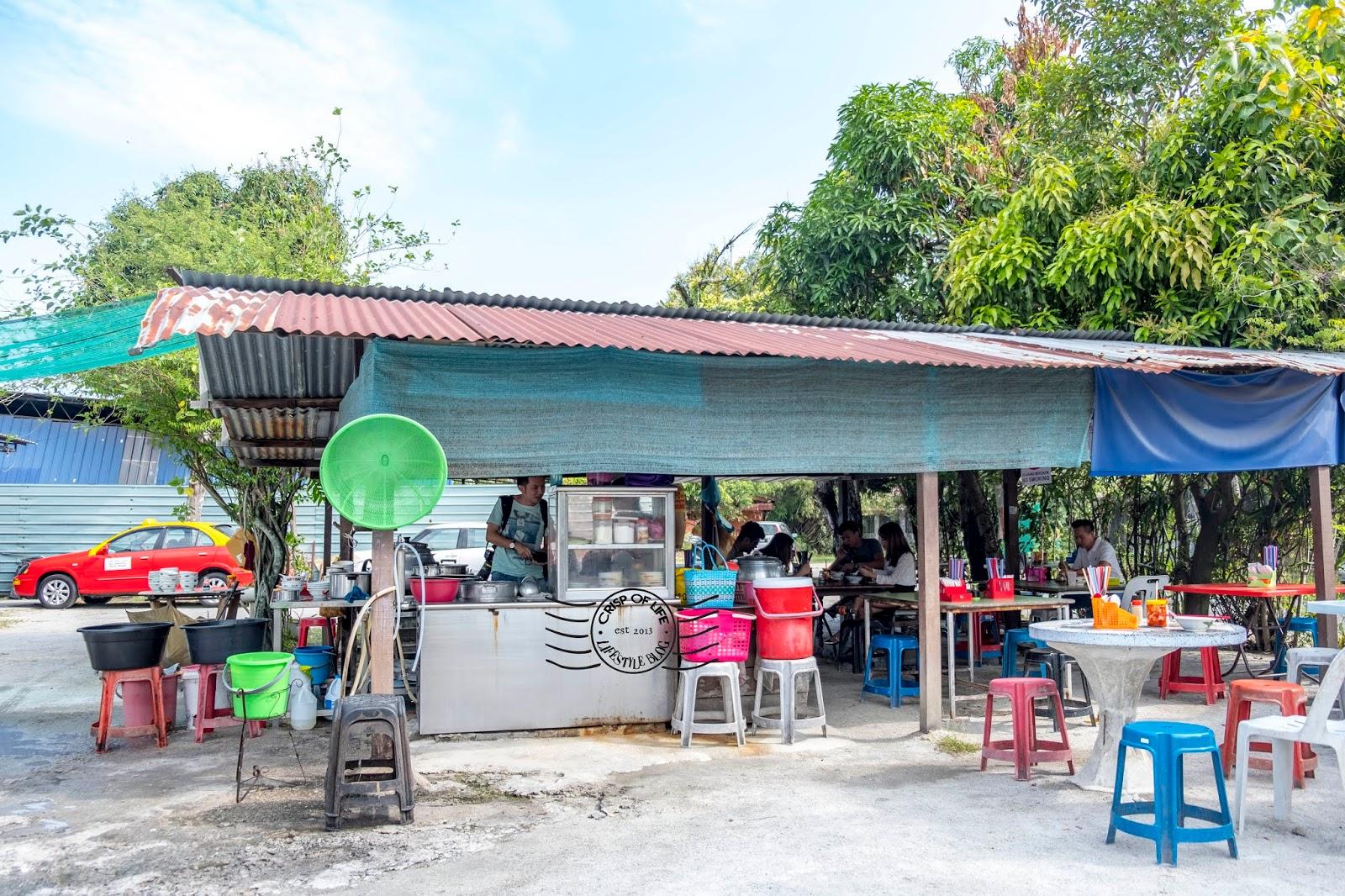 Lemon Koay Teow Soup at Bagan Lallang, Butterworth, Penang