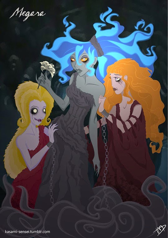 Disney Princesses-Transformed-13