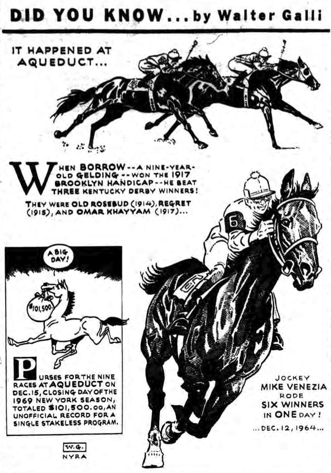 Stripper's Guide: Ink-Slinger Profiles: Walter Galli