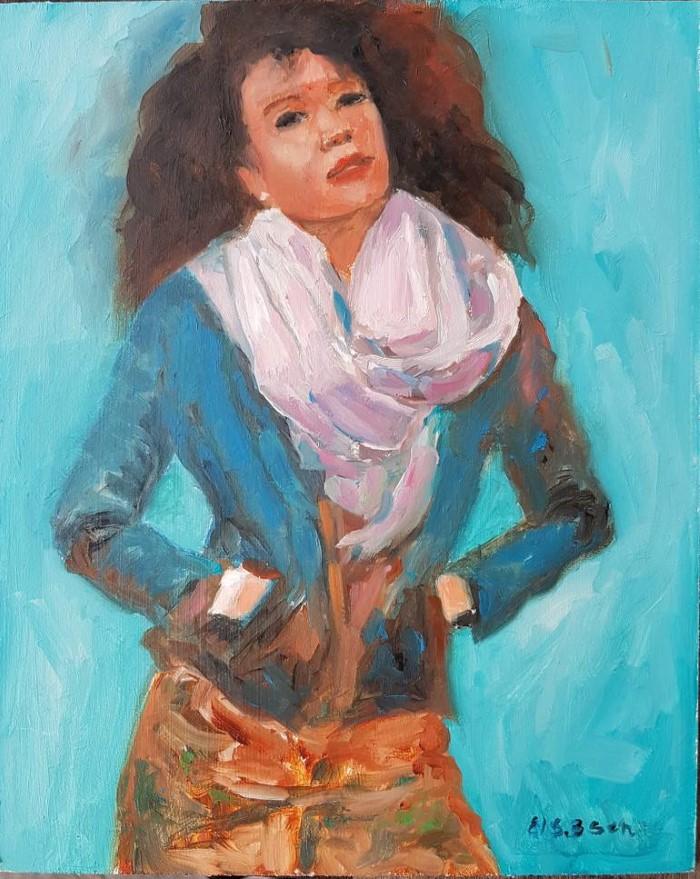 Нидерландский художник