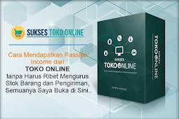 Sumber Pendapatan Website Toko Online