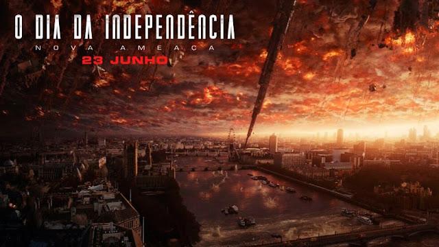Sessão de Cinema Dia da Independencia Nova Ameaça_WIB