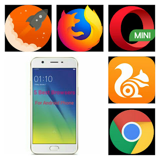 Best browsers for Android mobile