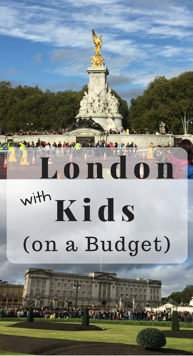 London with Kids (on a Budget)