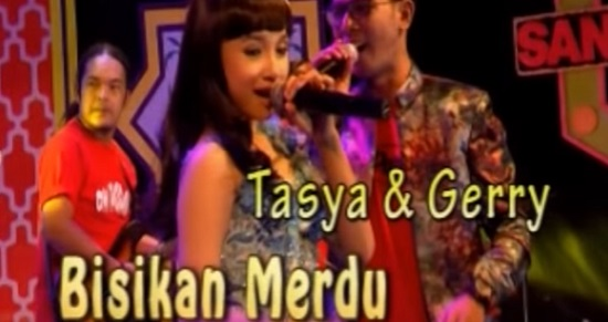 Bisikan Merdu Tasya Rosmala feat Gerry Mahesa Koplo Pradana