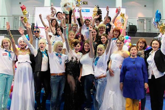 Мы третьи на Чемпионате по парикмахерскому искусству Сергиев Посад