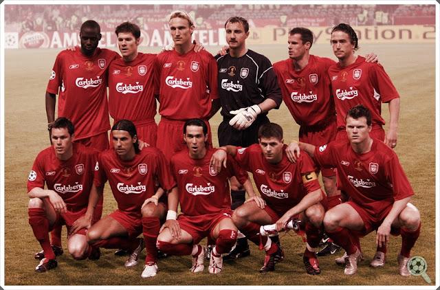 Liverpool 2004-2005 Istambul