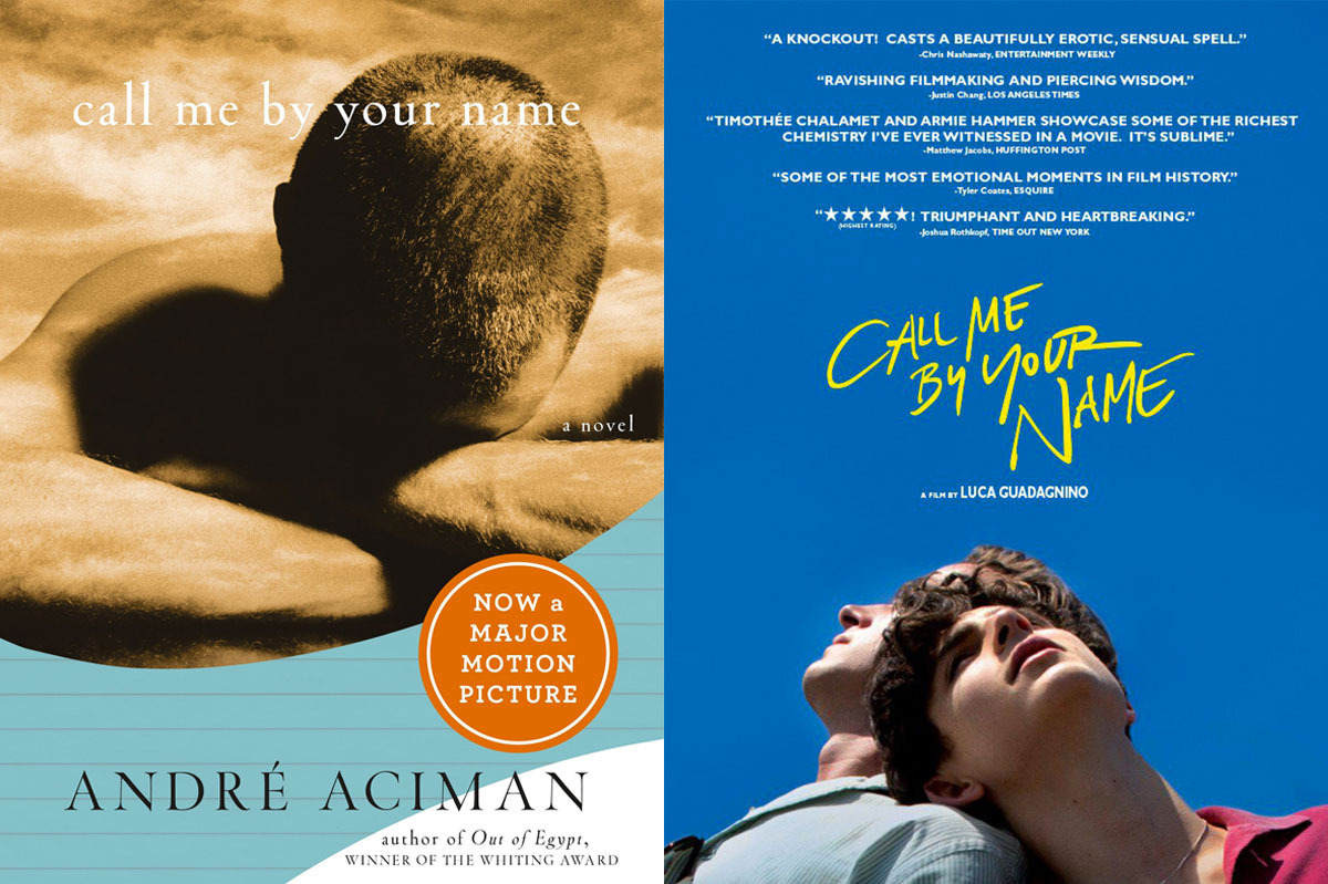 Grandeur Traveler Favorite Movie Of The Year Call Me By Your Name