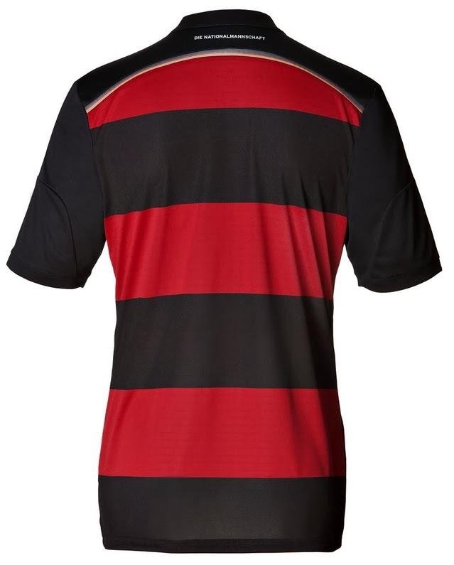 70854298b8ebd DFB confirma camisa rubro-negra da seleção