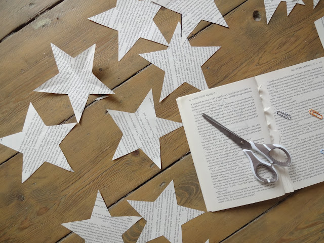 Star shaped pages