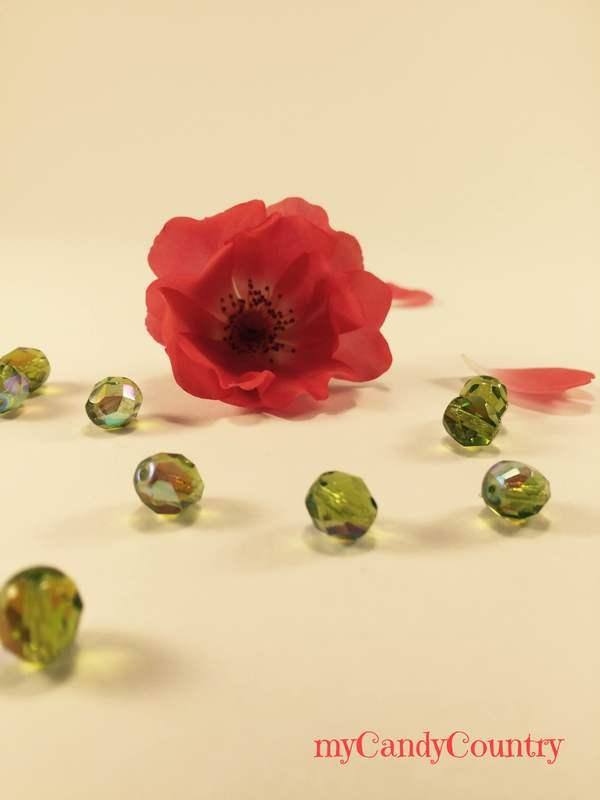 Come fare dei Bijoux con mezzi cristalli