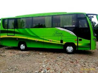 Sewa Bus Medium Jakarta Sukabumi, Sewa Bus Medium Ke Sukabumi