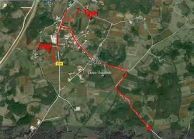 centro dell'istria croazia trosti istria