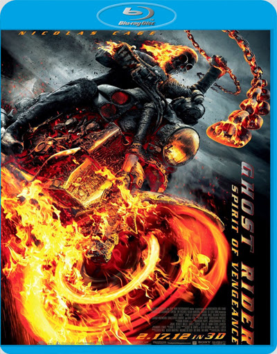 Ghost Rider Spirit of Vengeance 2011 BRRip Hindi Dubbed Dual Audio 300MB
